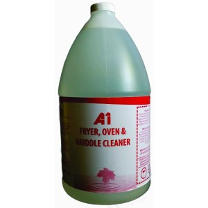 A1 Oven Cleaner jug